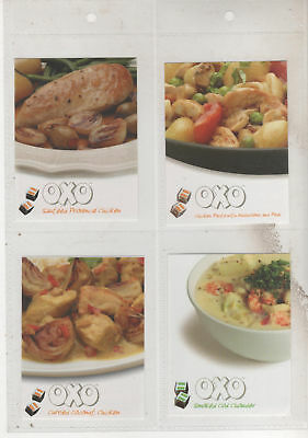 8 OXO Cards - Recipes to Try 2007 (408)