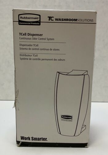 Rubbermaid TCell Dispenser (1793547), White, FREE SHIPPING