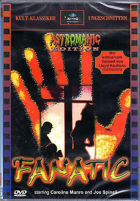Maniac 2 , Love to kill , 100% uncut , new , Fanatic , Astro , Joe Spinell - Halloween 2 1982