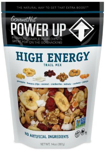 Gourmet Nut Power Up Gluten-Free High Energy Trail Mix, 14 Oz.
