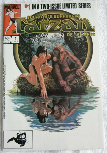 Tarzan of the Apes,1984, Mint, Marvel (Two Issue Limited Series)