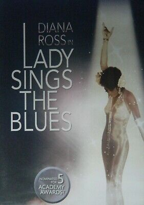 LADY SINGS the BLUES (1972) Diana Ross as Billie Holiday Billy Dee (Billy Dee Williams Lady Sings The Blues)