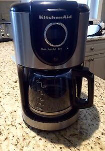 Kitchen Aid Coffee Maker for Parts only!