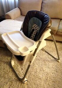 Graco Table Fit High Chair LIKE NEW