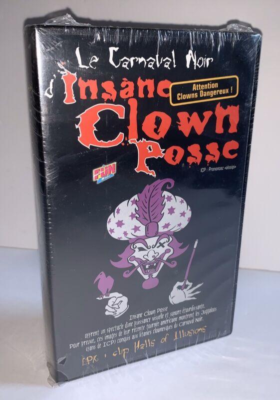 ICP Great Milenko French Promo VHS 1997 - Insane Clown Posse Twiztid Esham RARE!