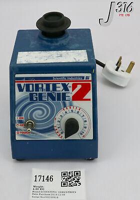 17146 Scientific Industries Vortex Genie 2 Mixer G-560e