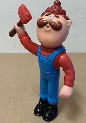 """2010 Elephant Bath Squirt Toy 5/"""" Burger King Action Figure XBOX Kinectimals"""