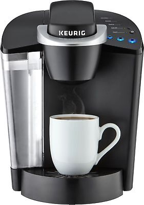 Keurig - K- Time-honoured K50 Single Serve K-Cup Pod Coffee Maker - Black