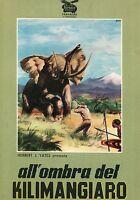 Brochure,1956, All'ombra Del Kilimangiaro Zonzabuku Africa Elefante Zoo,caccia -  - ebay.it