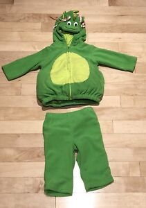 (3-6M) Costume d'Halloween dragon Carters / Halloween Costume