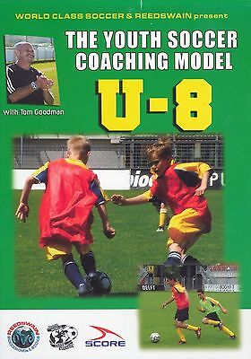 The Youth Soccer Coaching Model - U8 DVD