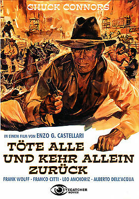 Kill them all and come back alone , DVD , uncut , new , A , Töte