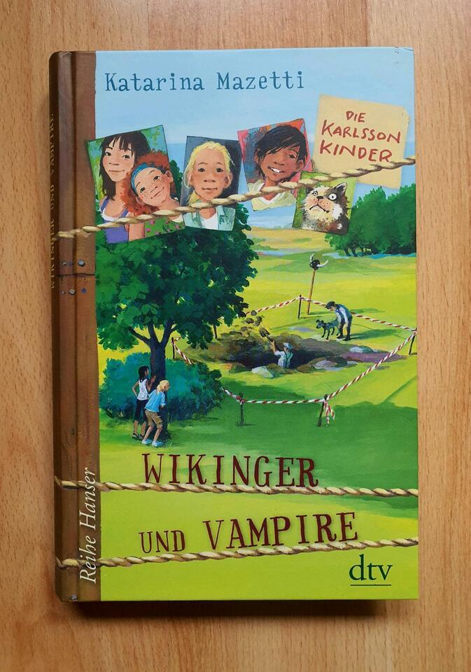 Buch 'Wikinger und Vampire' in Freiburg - Kirchzarten