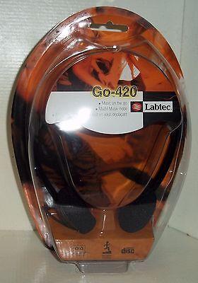 labtec headphones for sale  Kingwood