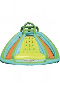 Little Tikes water slide with air blower
