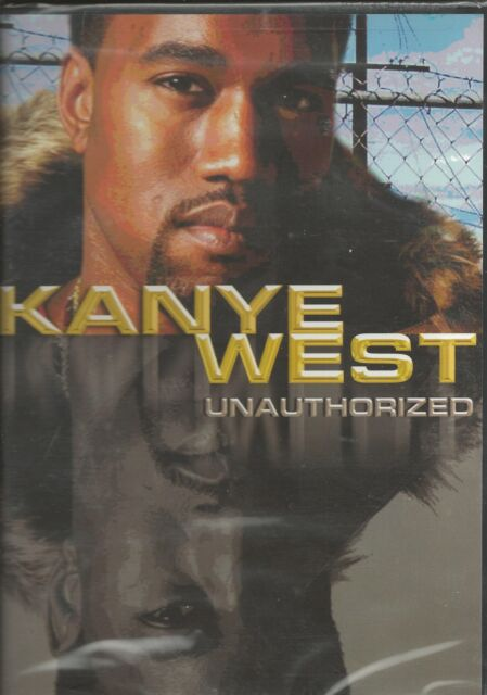 Kanye West Unauthorized New DVD Region ALL Sealed Hip Hop