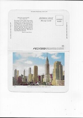 Folkard Midtown Skyscrpers, New York City