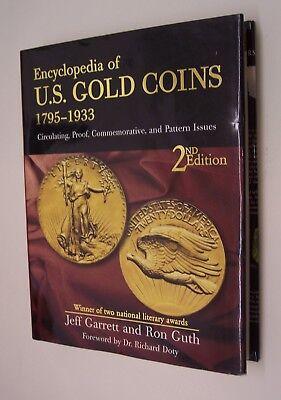 WHITMAN---ENCYCLOPEDIA of U. S. GOLD COINS 1795-1933 by JEFF GARRETT & RON GUTH