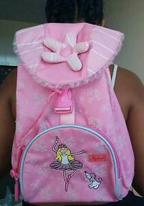 Used once baby pink Sigikid rucksack backpack St Kilda Port Phillip Preview