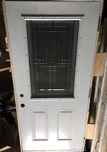 Steel Doors and Boxes