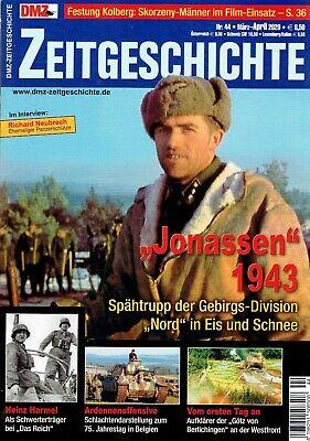 DMZ Zeitgeschichte 202044 Jonassen 1943 GebirgsDivision Weltkrieg