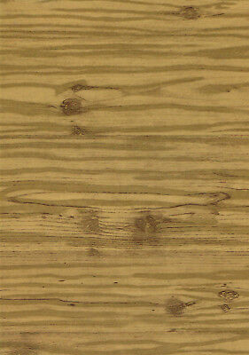 Weathered Oak Wood Grain Knot Self Adhesive Vinyl Contact Paper Liner Peel -