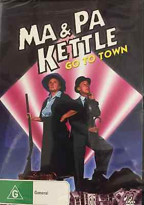 MA & PA KETTLE GO TO TOWN DVD