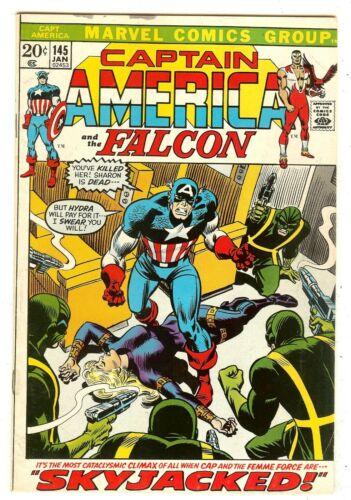 Captain America 145   Captain America vs Supreme Hydra