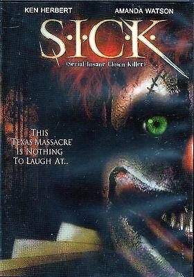 S.I.C.K - Serial Insane Clown Killer (Grim Weekend).