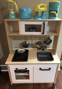 Little Toy Kitchen from IKEA