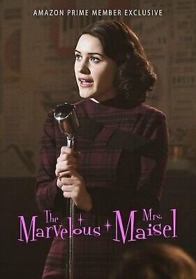 The Marvelous Mrs. Maisel (2 DVD set) Complete Season 1 - 8 Episodes