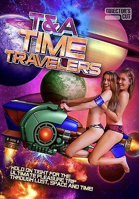 T&A Time Travelers DVD, Surrender Cinema