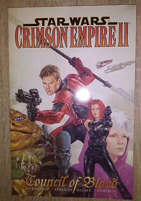 Star Wars Graphic Novel Crimson Empire 2
