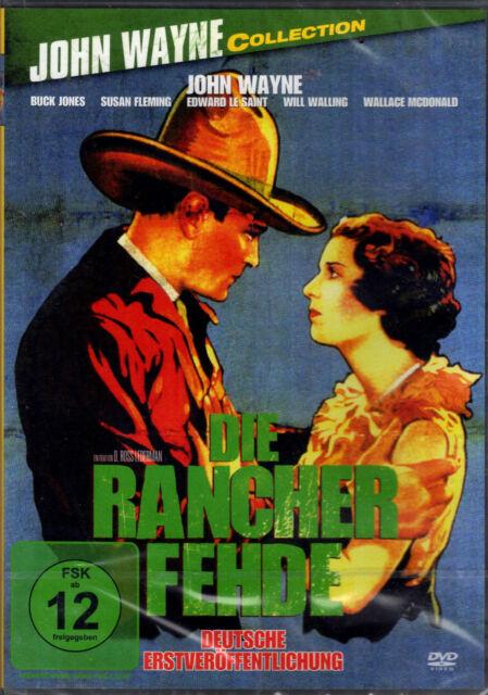 Die Rancher Fehde - John Wayne - neu & ovp
