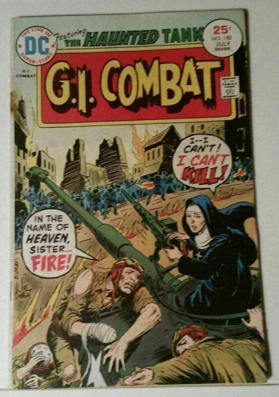 G.I. COMBAT NO. 180 - DC COMICS - JULY 1975