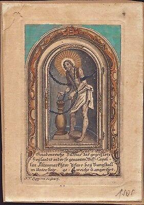 Maria Altenmarkt Wallfahrt Heiligenbild Kauperz Österreich Koloriert (O-8737