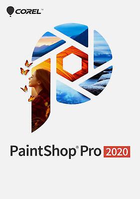 Corel PaintShop PRO 2020 - DEUTSCH - ML - (ESD) / KEY