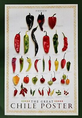 The Great Chile Poster - The Great Chili poster