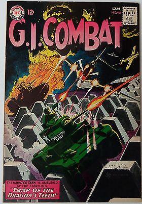 G.I. Combat #98 (Feb-Mar 1963, DC), NM, beautiful condition Silver Age war comic