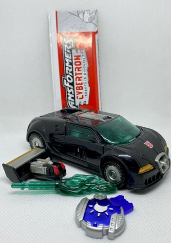 Transformers Cybertron Crosswise Loose Action Figure/2005 Hasbro