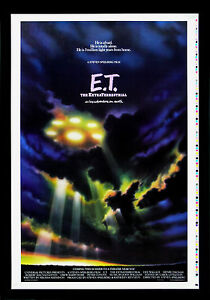 E-T-EXTRA-TERRESTRIAL-CineMasterpieces-ADVANCE-PRINTERS-PROOF-MOVIE-POSTER