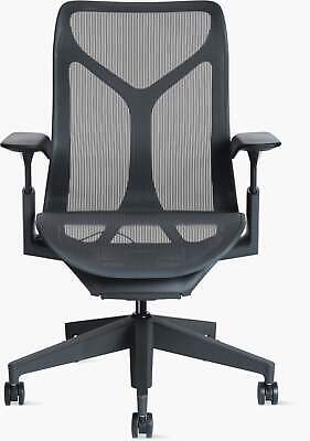 Authentic Herman Miller Cosm Chair Mid Back Dwr