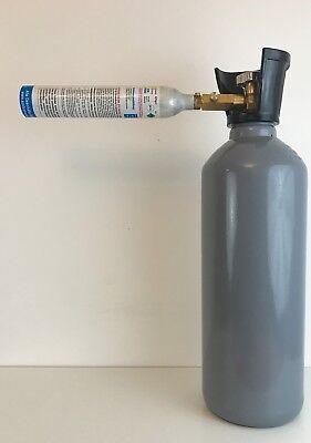 CO2 - Fülladapter für Sodastream Wassersprudler mit 10KG CO2 Vorratsflasche/ NEU