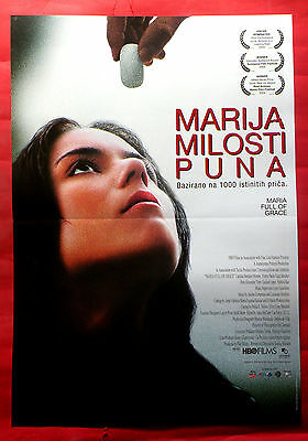 MARIA FULL OF GRACE 2004 CATALINA SANDINO MORENO J. MARSTON EXYU MOVIE POSTER