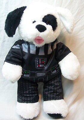 Build-A-Bear Star Wars DOG IN DARTH VADER COSTUME W/ SOUND 15