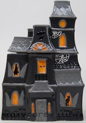 Martha Stewart Halloween Haunted House Spooky Scary Cookie Jar NIB](Martha Stewart Halloween Cookies)