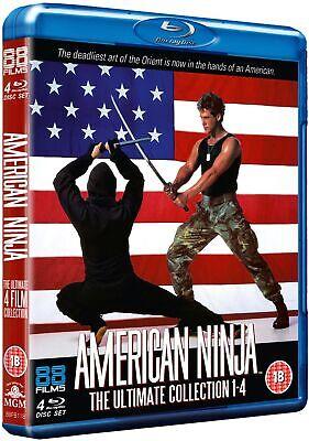 American Ninja: Collection (Box Set) [Blu-ray]
