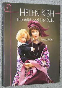 libro-2006-Louise-Fecher-HELEN-KISH-The-Artist-and-Her-Dolls-BAMBOLE-doll