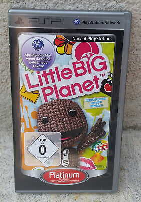 LittleBigPlanet - Platinum (Sony PSP, 2010) for sale  Shipping to Nigeria