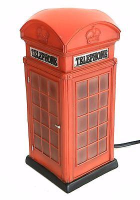 Lampada cabina telefonica inglese per ragazzi bambini dea regalo